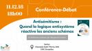Conférence - Antisémitisme : Quand la logique antisystème réactive les anciens schémas