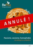 Formation : racisme, sexisme, homophobie (NAMUR) [ANNULÉ]