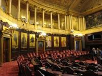 Intérieur du Sénat belge